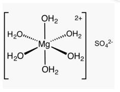 Jual Magnesium Sulfate